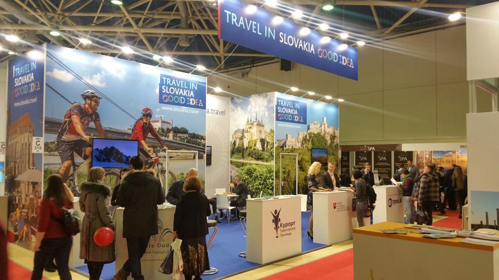 Ruskí turisti sa zaujímajú o slovenské kúpele a hory