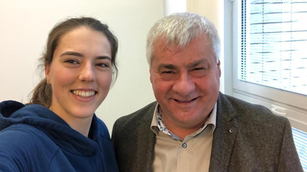 Petra Vlhová bude lákať na zimnú dovolenku na Slovensku