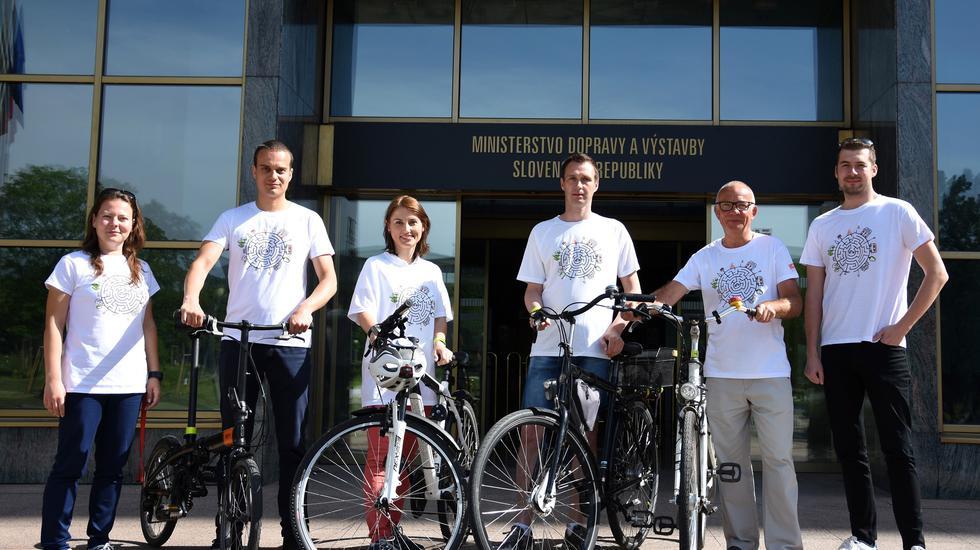 Štartuje kampaň Do práce na bicykli