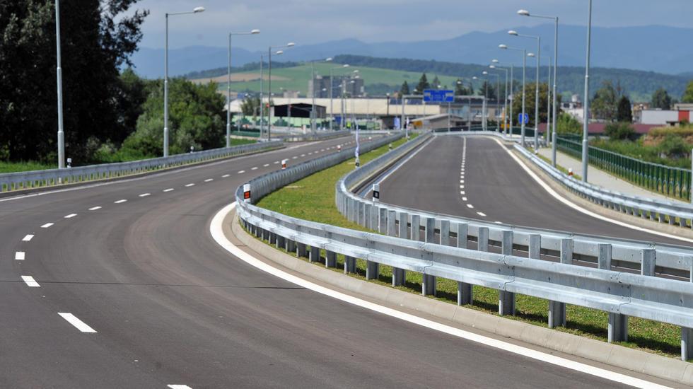Financovanie diaľnic z eurofondov dynamicky napreduje