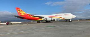 Preventívne opatrenia pre čínske lietadlo vBratislave prebiehajú bez problémov