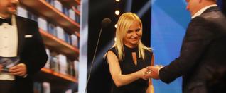Štátna tajomníčka Katarína Bruncková odovzdala ocenenia Stavba roka