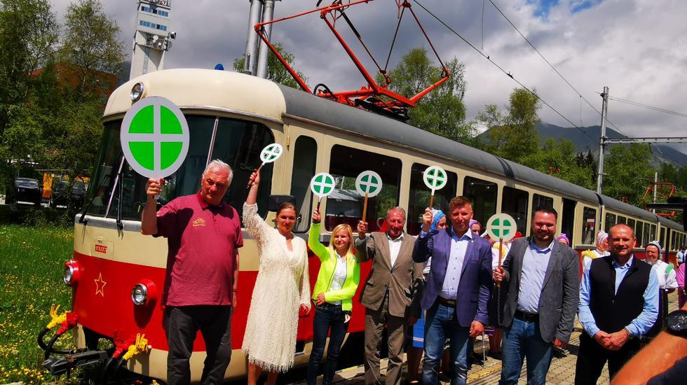 Letná turistická sezóna vo Vysokých Tatrách je oficiálne otvorená