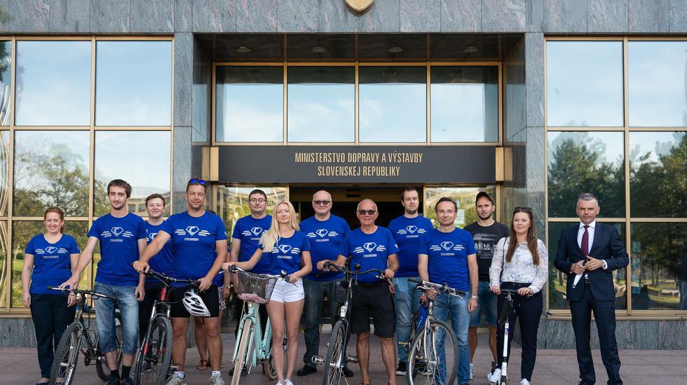Siedmy ročník kampane Do práce na bicykli pozná víťazov