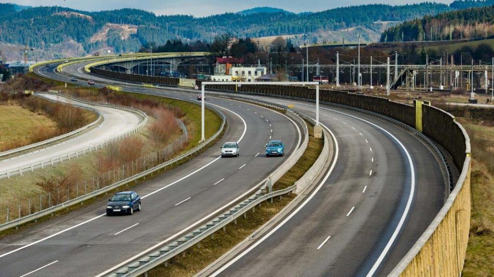 Na diaľnici D1 pri Poprade budeme testovať najvyššiu dovolenú rýchlosť 140 km/h