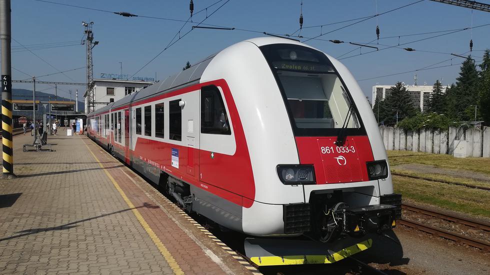 Od pondelka obnovujeme vlaky zadarmo pre všetkých žiakov a študentov