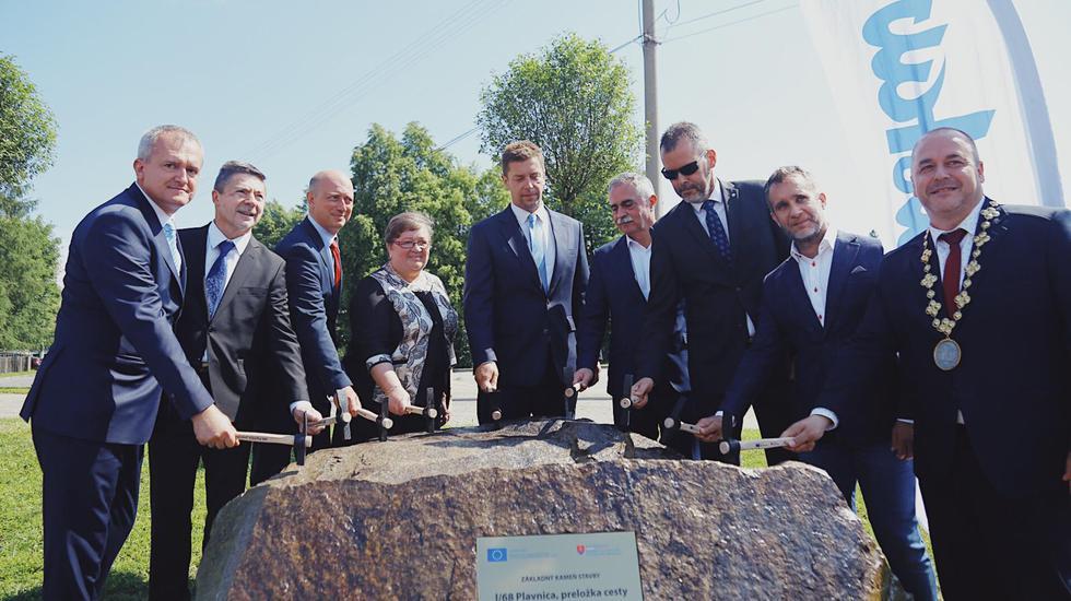 Obec Plavnica dostane nový cestný obchvat