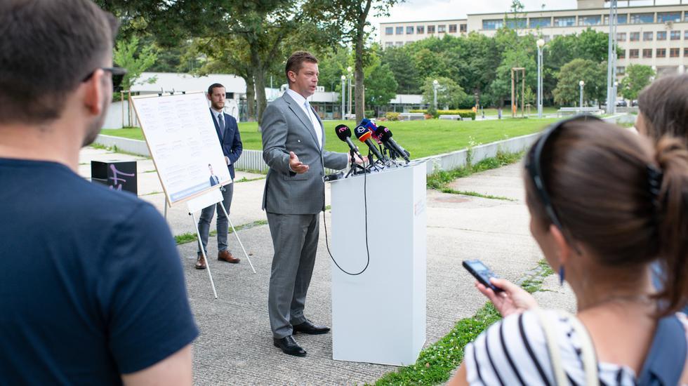Andrej Doležal zhodnotil prvých 100 dní na Ministerstve dopravy a výstavby SR