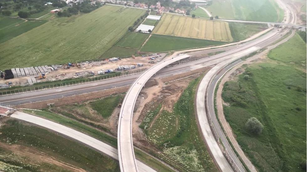 Diaľničný úsek Budimír - Bidovce bude otvorený do konca roka