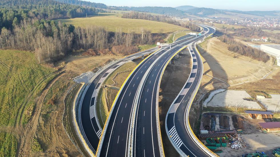 Nová diaľnica D3 Čadca, Bukov - Svrčinovec otvorená