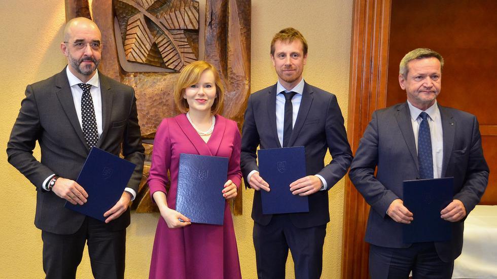Krajiny V4 potvrdili spoluprácu v oblasti cestovného ruchu